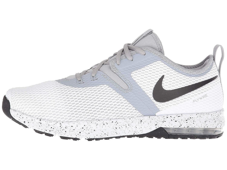 Blanc (blanc noir Wolf gris 100) Nike Air Max Typha 2, Chaussures de Running Compétition Homme 42 EU