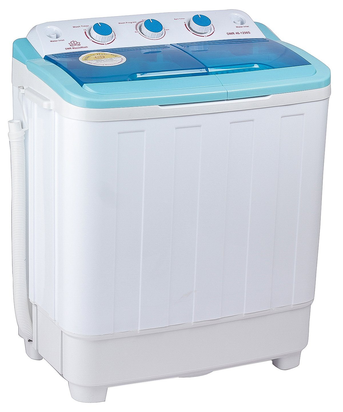 DMR 4.6 kg Semi-Automatic Top Loading Washing Machine (46-1298S, Blue)