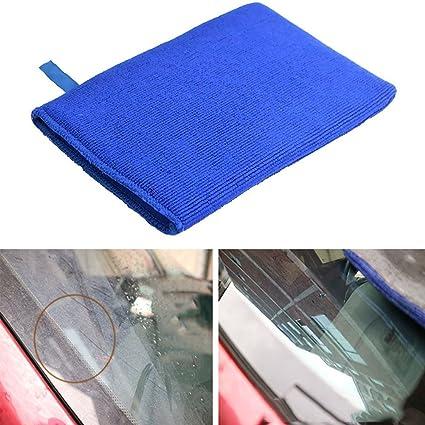 Auxsoul Clay Bar Mitt - Magic Grade Clay Bar Mitt Thickening Sponges  Surface Prep Mitt, Car Polish Clay Bar Atuo Detailing Clay Glove for  Microfiber