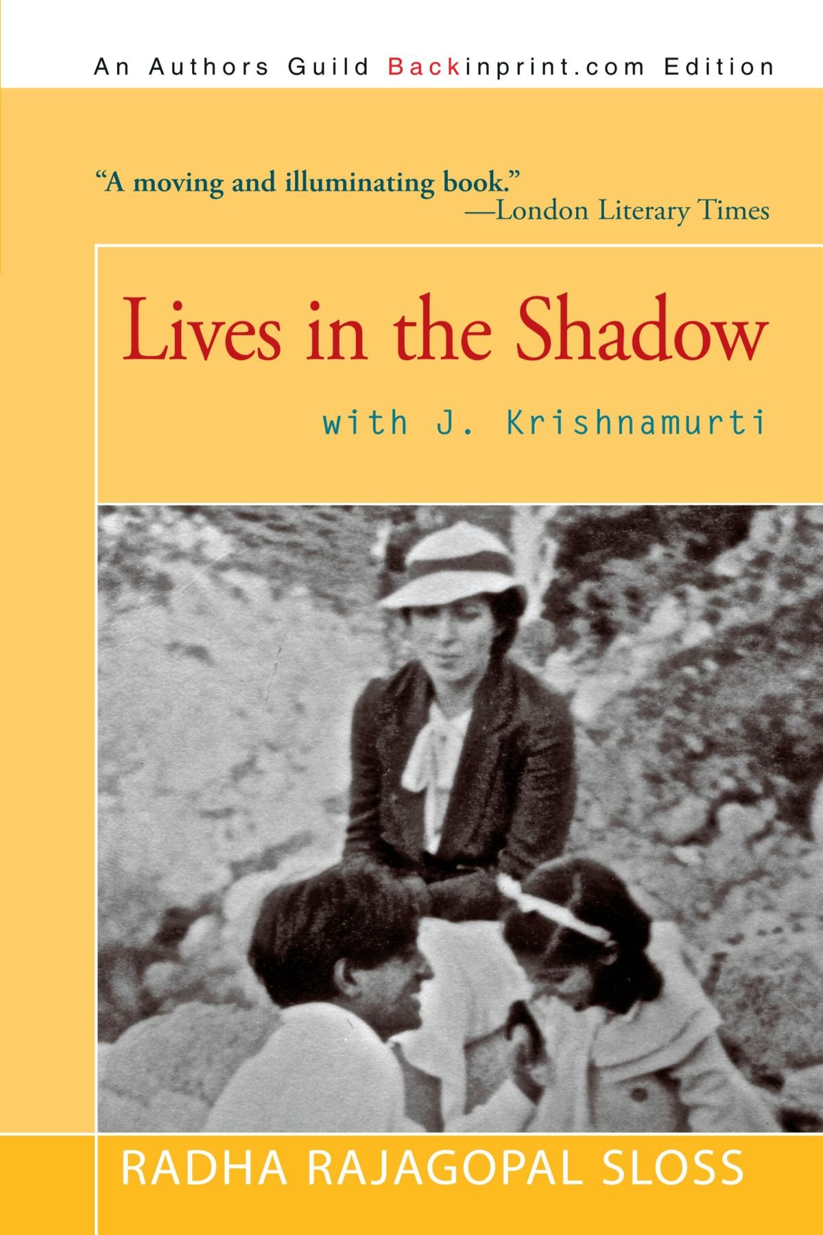 Read Online Lives in the Shadow with J. Krishnamurti pdf epub
