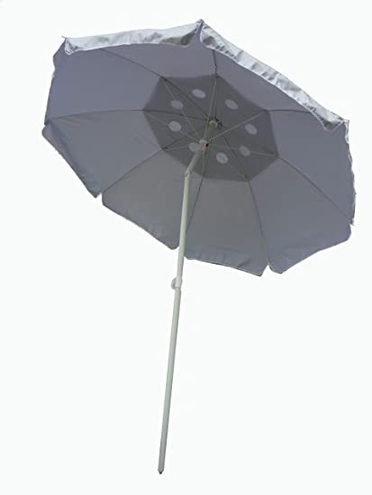 Zenport AGU330T 6-Foot Field/Yard/Garden Umbrella with Tilt Pole