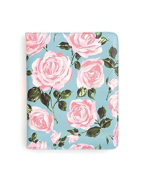 ban.do Design get it Together Folio Ring Binder, Rose Parade (71630)