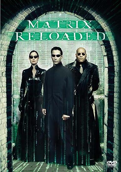 Keanu Reeves - The Matrix Reloaded Edizione: Giappone Italia DVD: Amazon.es: Cine y Series TV