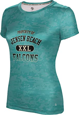 9798b0c794 ProSphere Women's Jensen Beach High School Digital Shirt (Apparel) EF342
