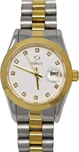 PRINCELY Casual Watch For Women - Stainless Steel -P589LBG-WH