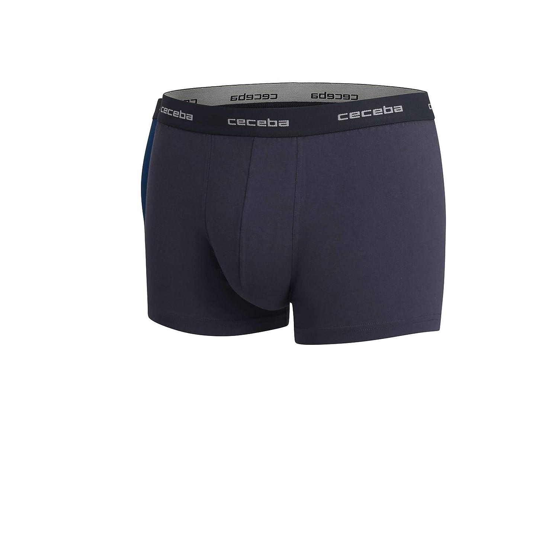 Ceceba Herren Pants blau Uni 2er Pack
