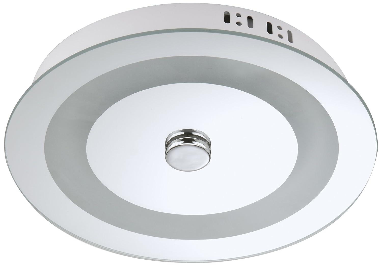 Briloner Leuchten Bad-Deckenleuchte, Deckenlampe, Wohnraumleuchte 1 ...