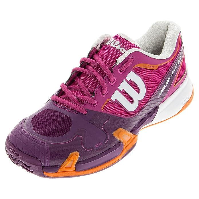 2a0e4a9f9bed7 Amazon.com | Wilson Women`s Rush Pro 2.0 Tennis Shoes | Tennis & Racquet  Sports