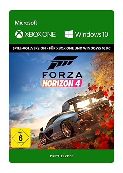 Forza Horizon 4 - Standard Edition| Xbox One/Win 10 PC - Download Code