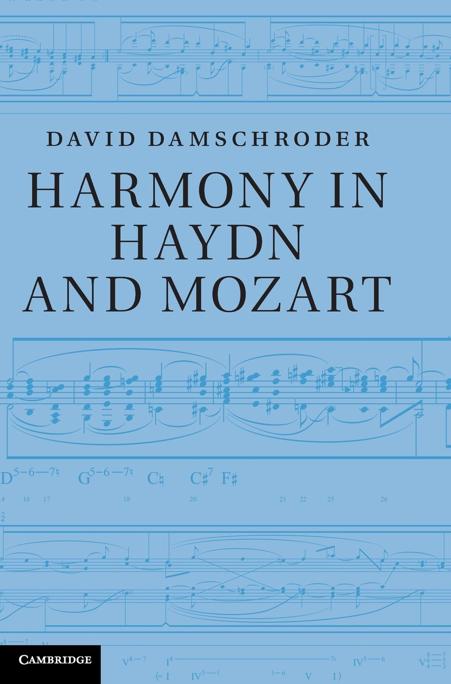 Read Online Harmony in Haydn and Mozart ebook