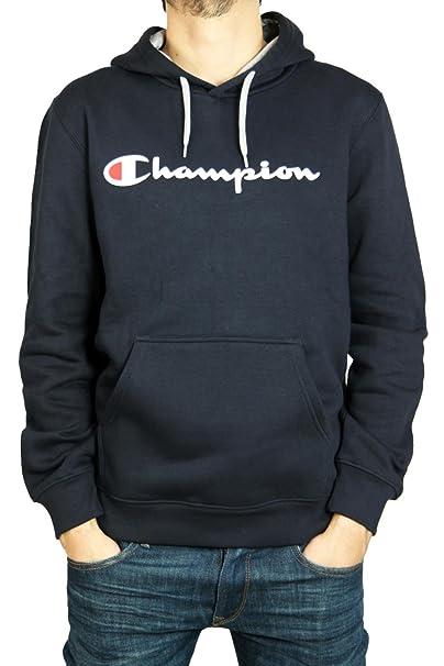 Champion Hooded Sweatshirt-Institutionals, Sudadera con Capucha para Hombre: Amazon.es: Ropa y accesorios