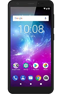 Zte Blade L5 Telstra Libre Slim Plus, 8Gb, 1 Ram,3G, Gris: Amazon ...