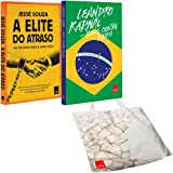 Elite do Atraso + Todos Contra Todos - Kit Exclusivo com 2 Volumes (+ Ecobag)