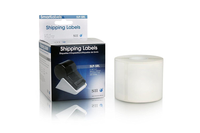 default Versandetiketten labeldrucker-etiketten Beinhaltet 1/Rolle Pro box formato: 54/x 101/mm 220/St/ýck auf Einer Rolle