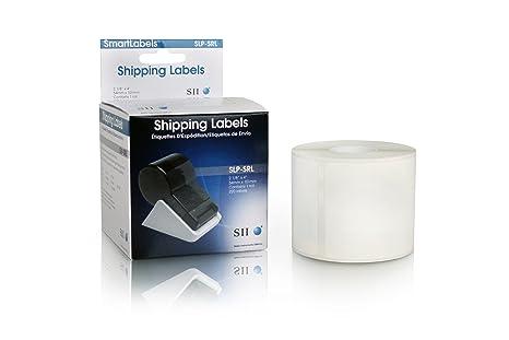 Amazon.com: Seiko Instruments etiquetas de envío para Smart ...