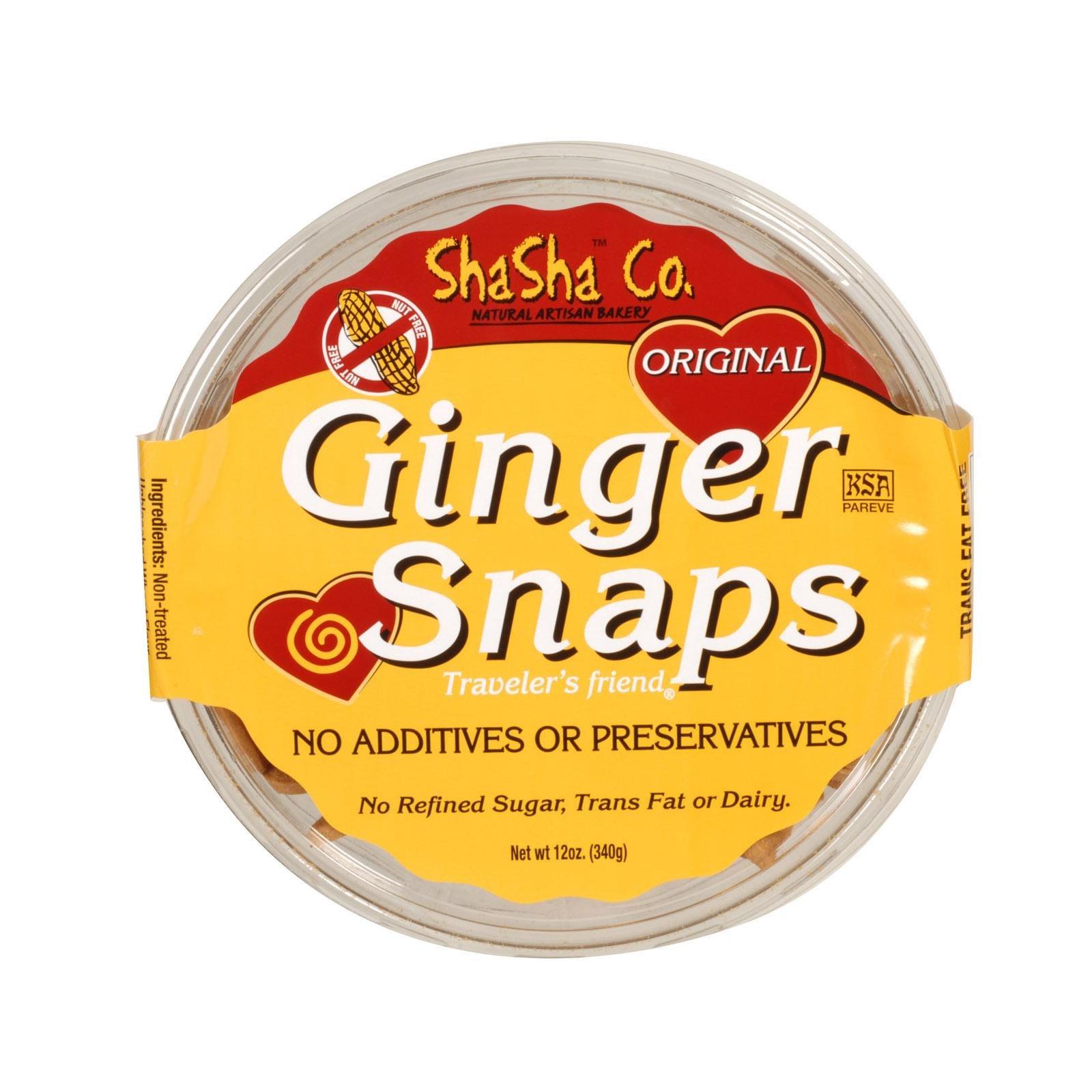 Original Ginger Snap Cookies , Pack of 16