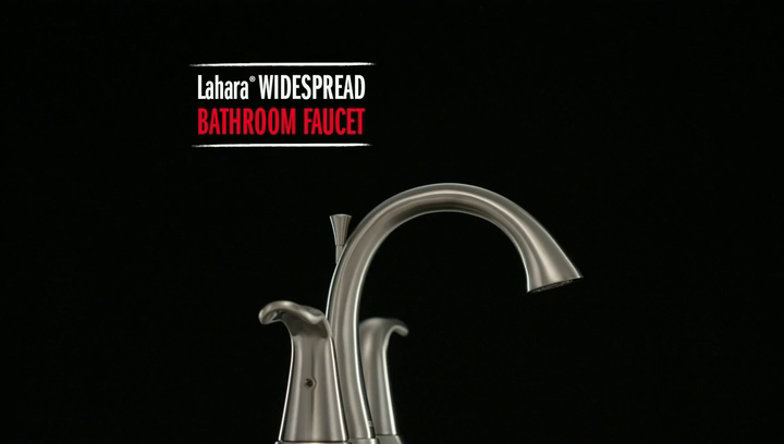 Delta Faucet 3538 Mpu Dst Lahara Two Handle Widespread