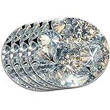 Loose Diamonds (Image Only) Coaster Set