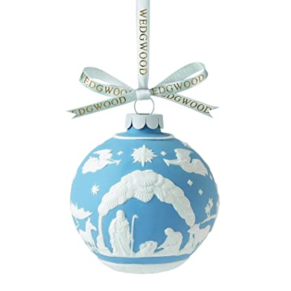 Wedgwood Nativity Scene Christmas Ornament - Amazon.com: Wedgwood Nativity Scene Christmas Ornament: Home & Kitchen