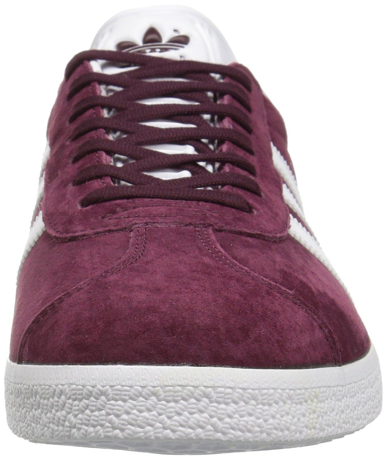 adidas B01HHJS2K6 Men's Gazelle Casual Sneakers B01HHJS2K6 adidas 13 M US|Maroon/White/Metallic/Gold 14a3b7
