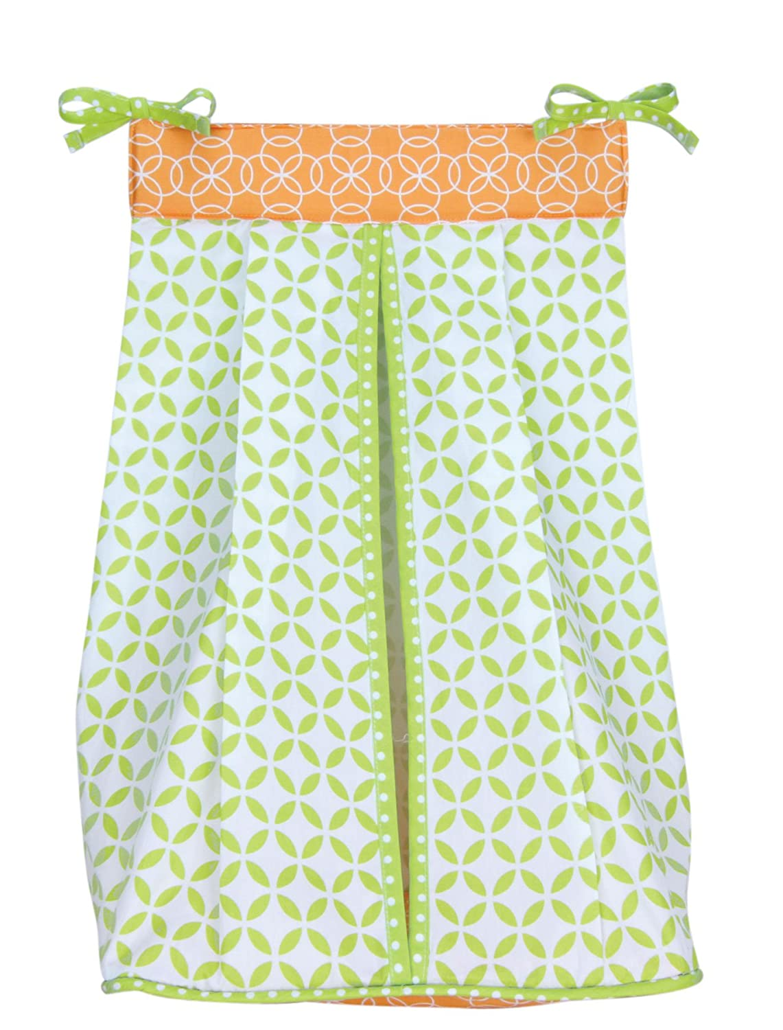 Trend Lab Diaper Stacker Pink Lily