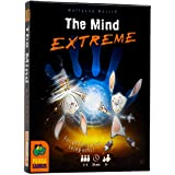 Pandasaurus Games The Mind Extreme - Twice The Speed, Synchronized and Backwards - Family-Friendly Board Games - Adult…