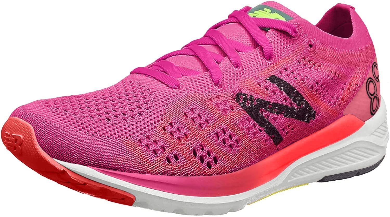 New Balance Fresh Foam Beacon, Zapatillas de Running para Mujer, Rosa (Pink Pink), 35 EU: Amazon.es: Zapatos y complementos