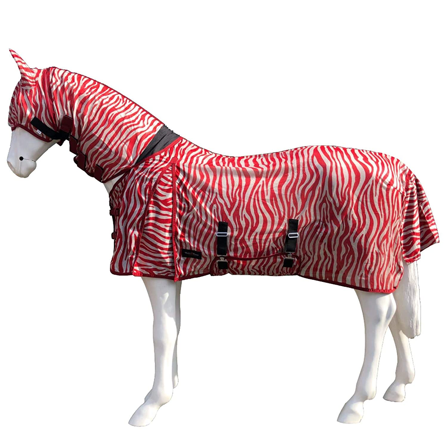 Best On Horse UV Protection Full Neck Fly Rug Bug Protection Combo Sheet Colours 40-73