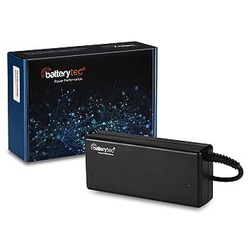 Batterytec® 19.5V 4.62A 90W Cargador portátil para HP Pavilion 15 17 TouchSmart,