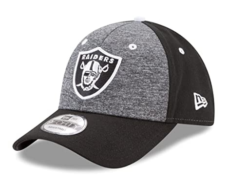 12a8c3dac Image Unavailable. Image not available for. Color  Oakland Raiders New Era  9Forty NFL ...