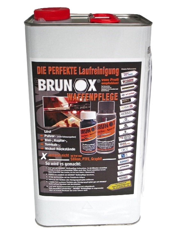 Brunox en6510. Aceite Especial Armes Turbo-Spray en bidón 5 litros: Amazon.es: Deportes y aire libre