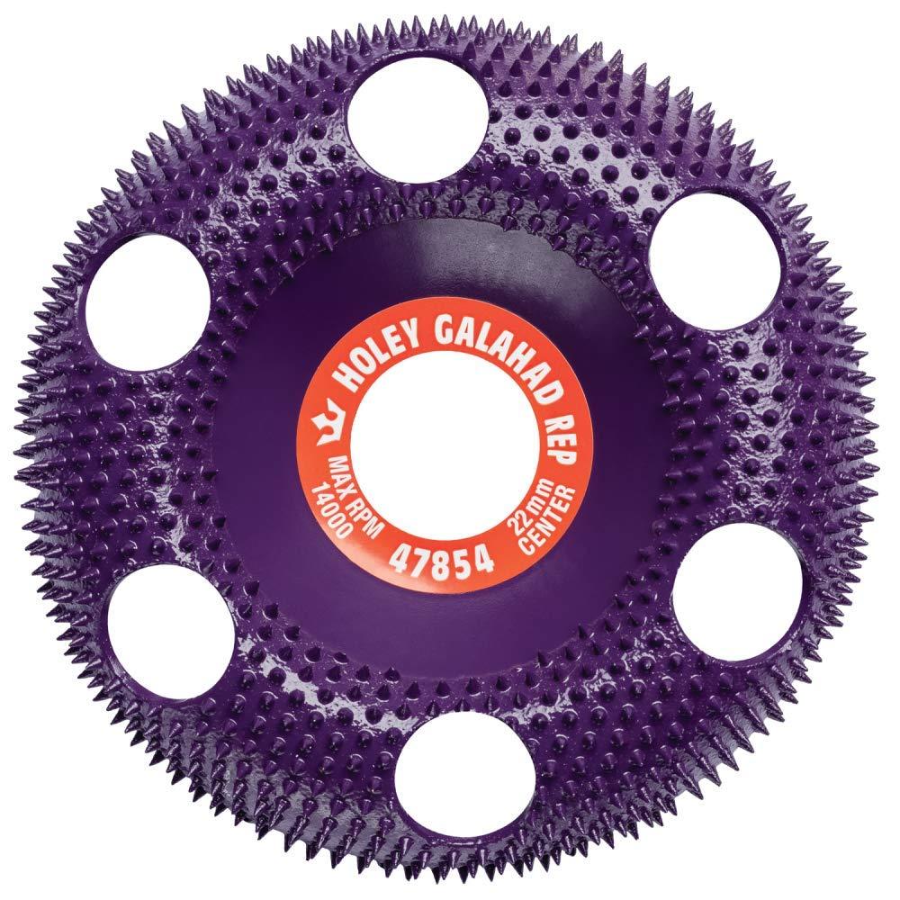 Holey Galahad See Through Disc Round Extreme
