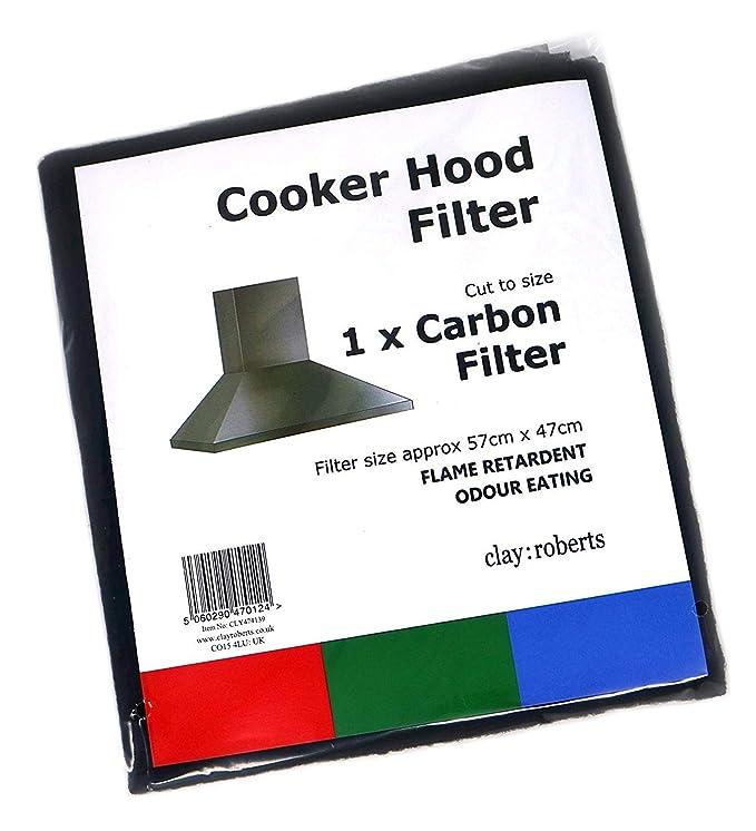 Filtro para campana extractora de carbono filtro de cocción del ...