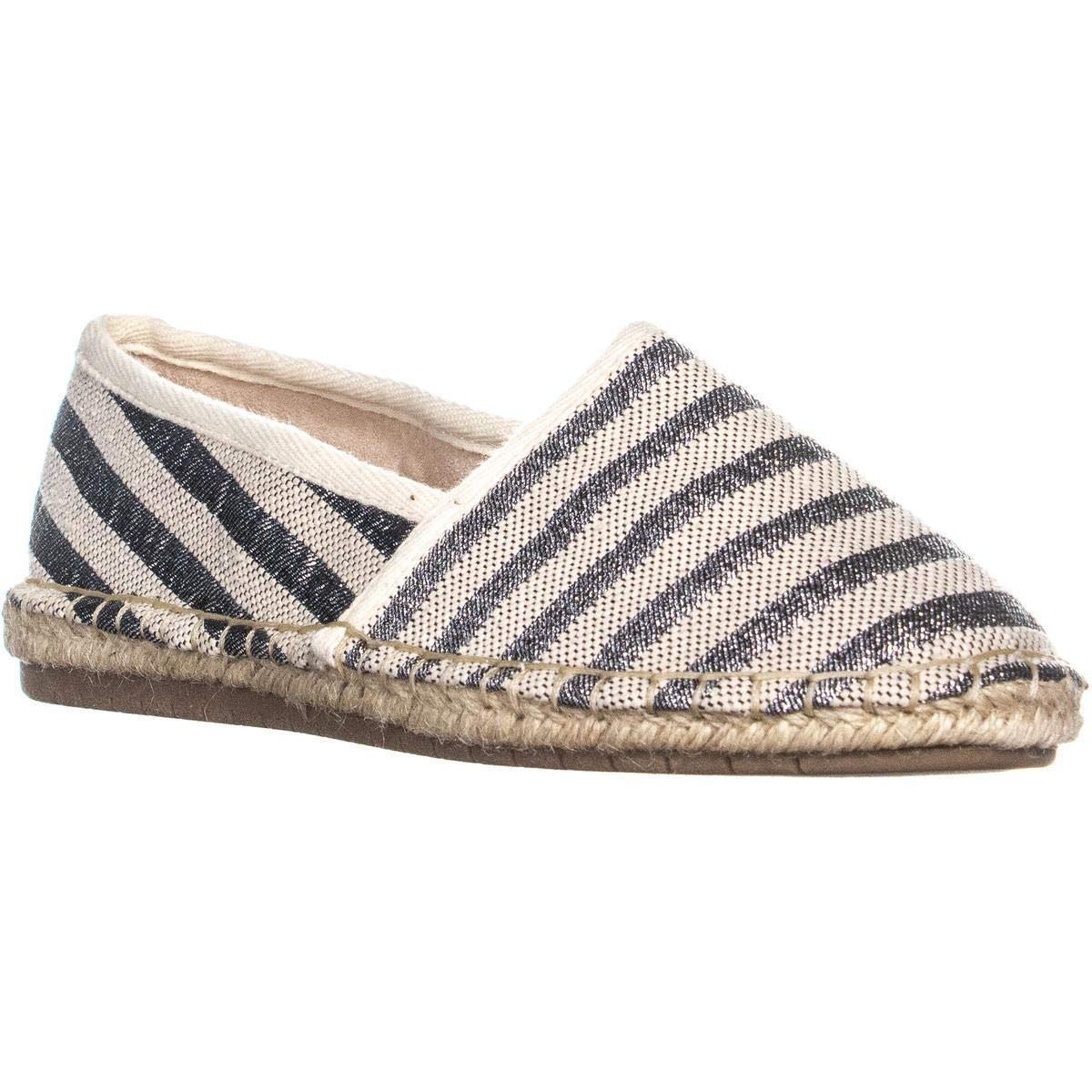 Charter Club Womens Joeey Fabric Closed Toe Espadrille Flats