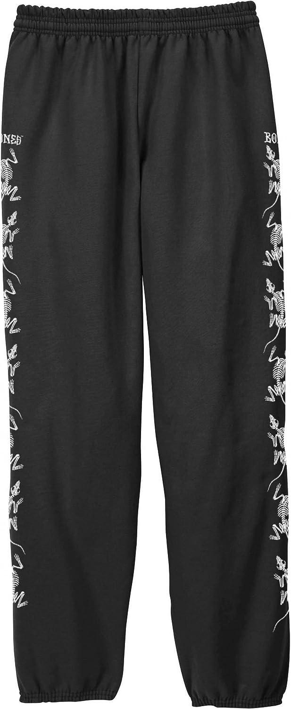 Powell-Peralta Rat - Pantalones de chándal (Talla L), Color Negro ...