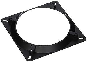 Bgears Cooling Fan Adapter 140mm-Black Black