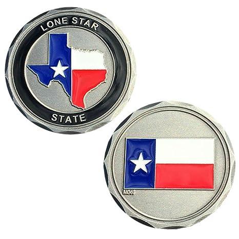 Amazon com: MotorDog69 Texas Challenge Coin: Automotive