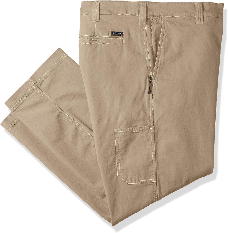 Comfort Stretch Columbia Men/'s Flex ROC Casual Hiking Pants