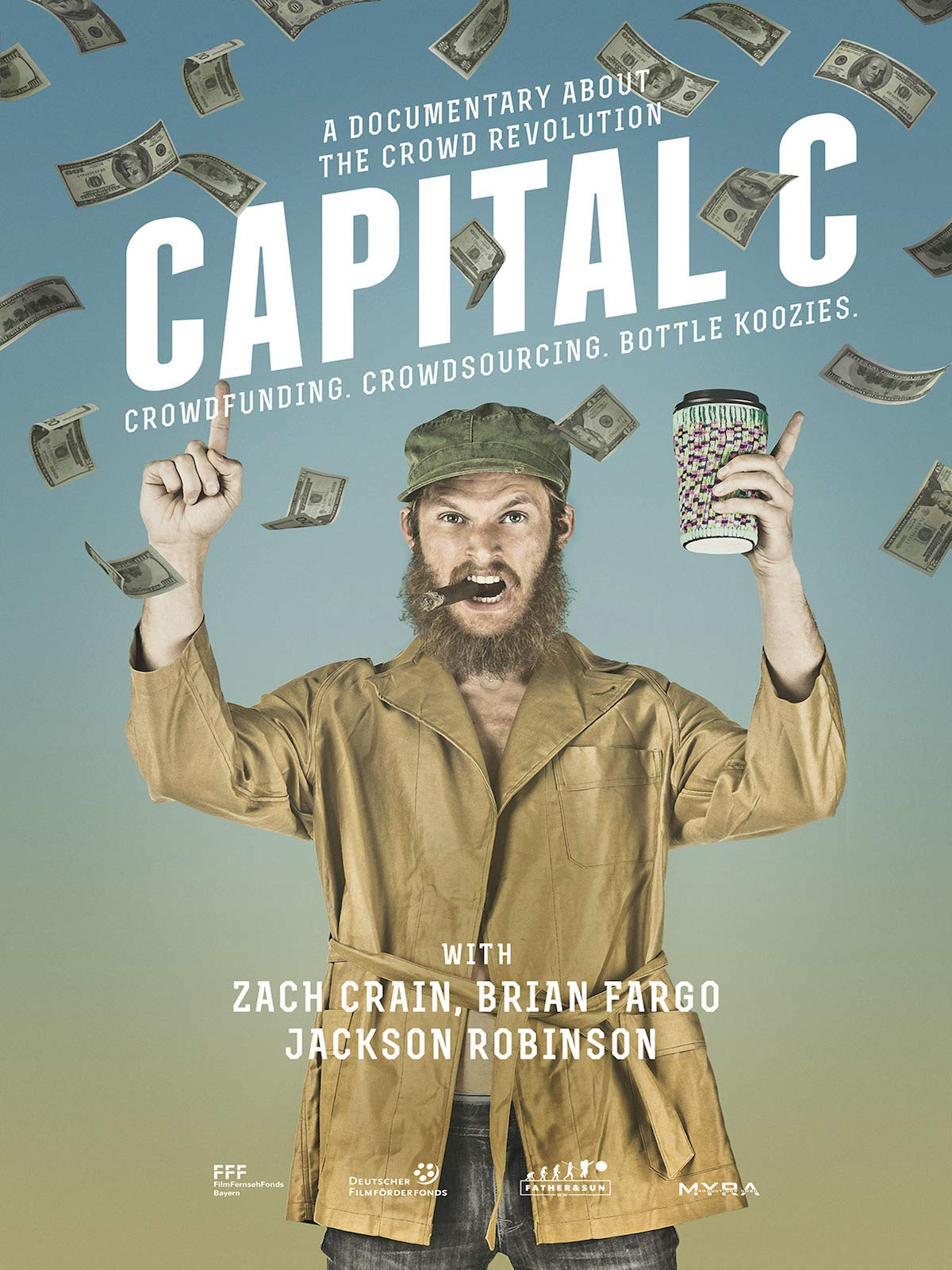 Capital C: The Crowdfunding Revolution