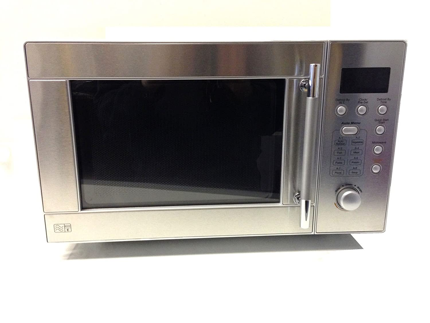 20L Stainless Steel Manual Auto Function Multistage Microwave Oven 800W Thats How International