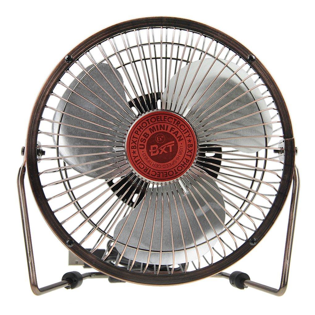 Massey Personal Fan : Small metal desk fan hostgarcia