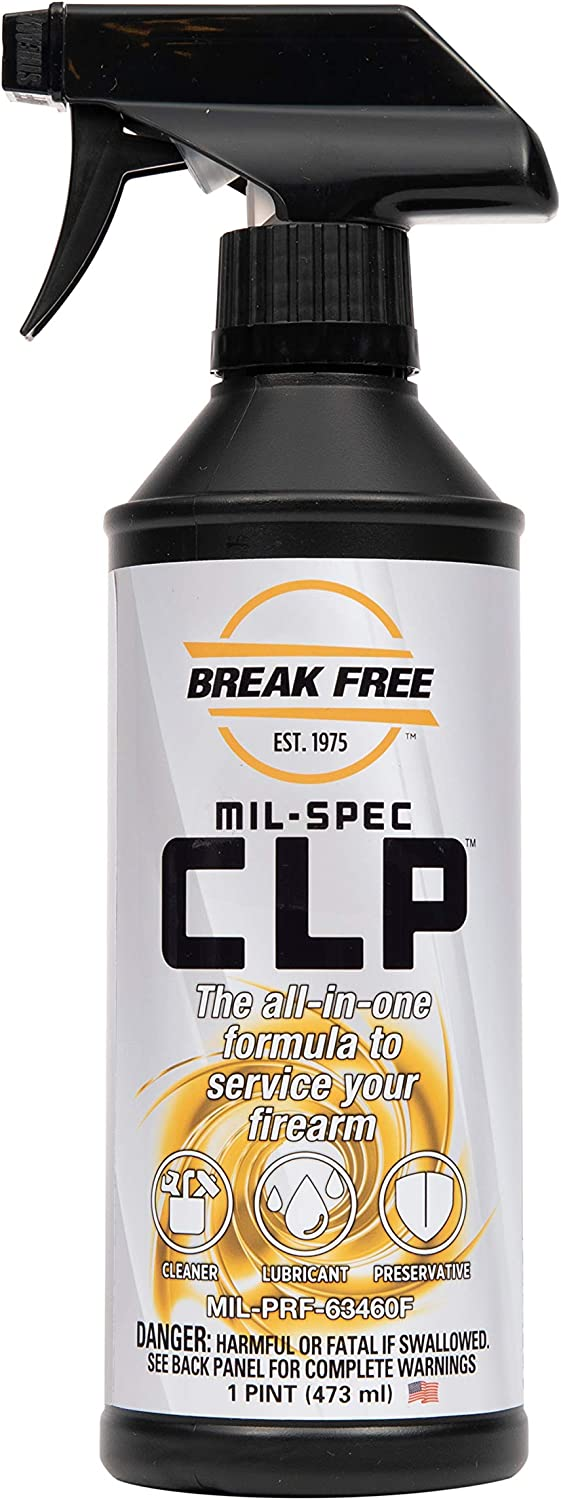 BreakFree CLP, 1 Pint with Trigger Spraye