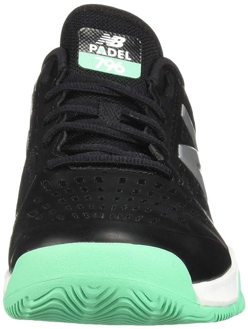 Amazon.com | New Balance Padel Shoe Black | Road Running