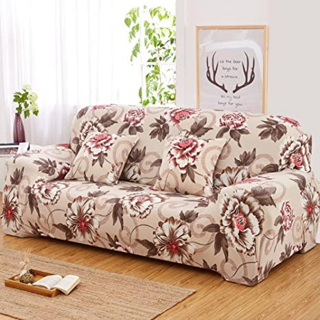 Amazon.com: Antideslizante Slipcovers, europeo alta ...