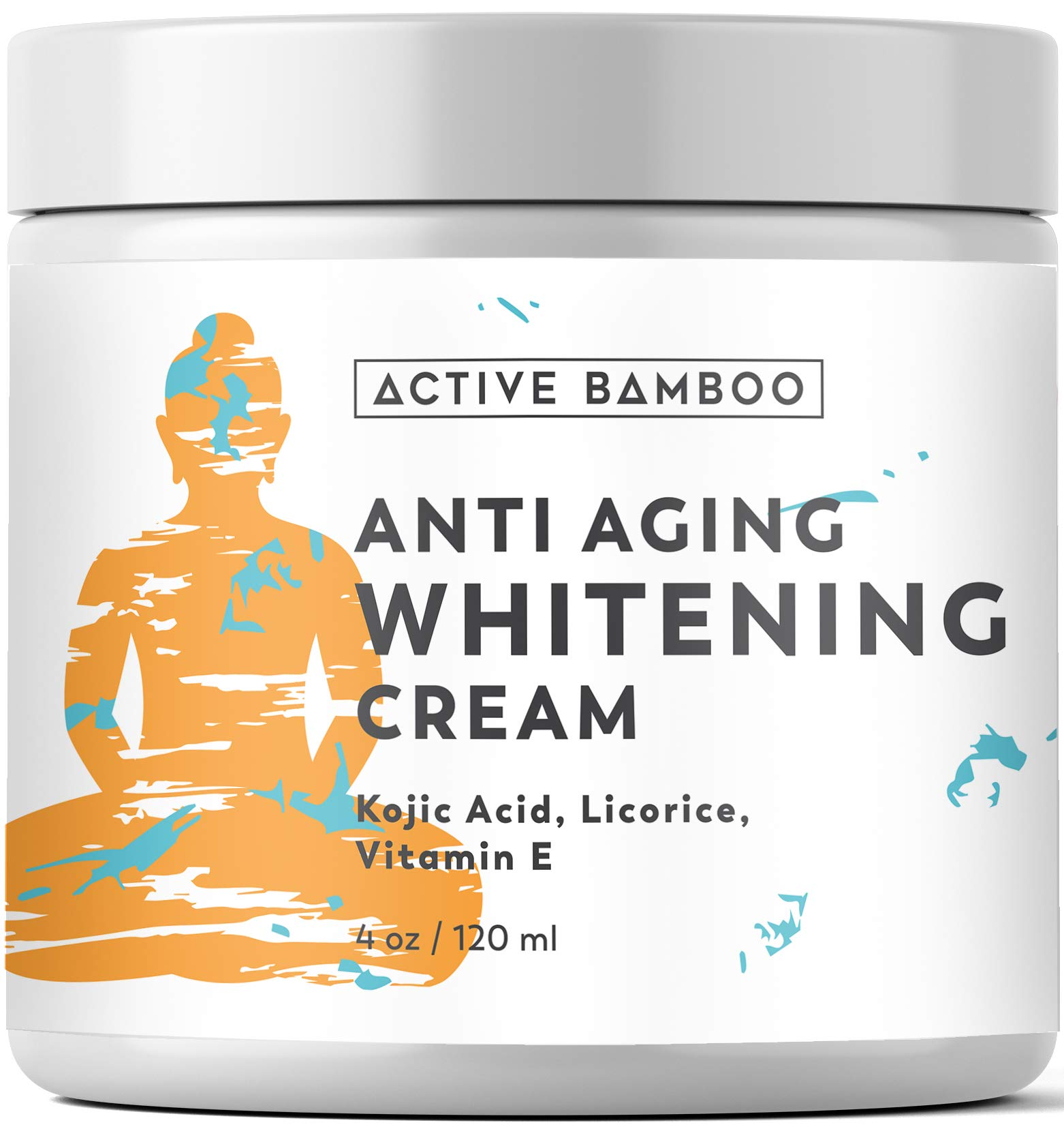 Radiance Cream. Anti Aging Skin Radiance Glow Cream. Dark Spot Corrector as Day Night Moisturizing Cream. 4 Oz