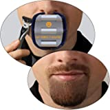 My Perfect Goatee Men's Goatee Shaving Template by GoateeSaver GTS 1001
