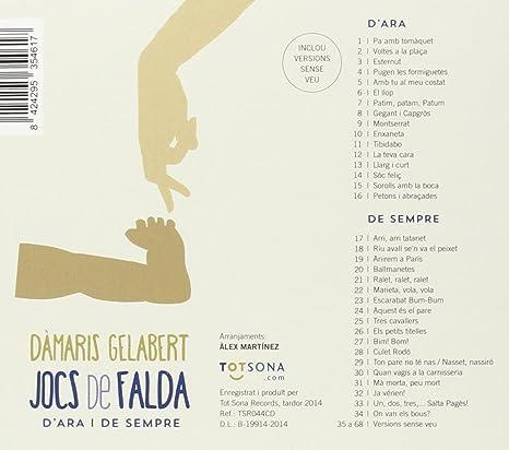 Jocs De Falda Dara I De Sempr - Amazon.com Music