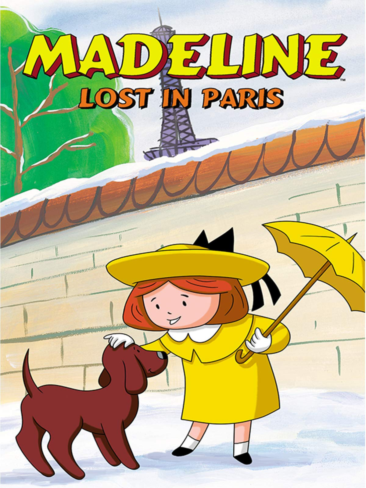 watch madeline lost in paris online free