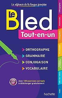 Bled Le Bled Orthographe Grammaire Conjugaison Francais