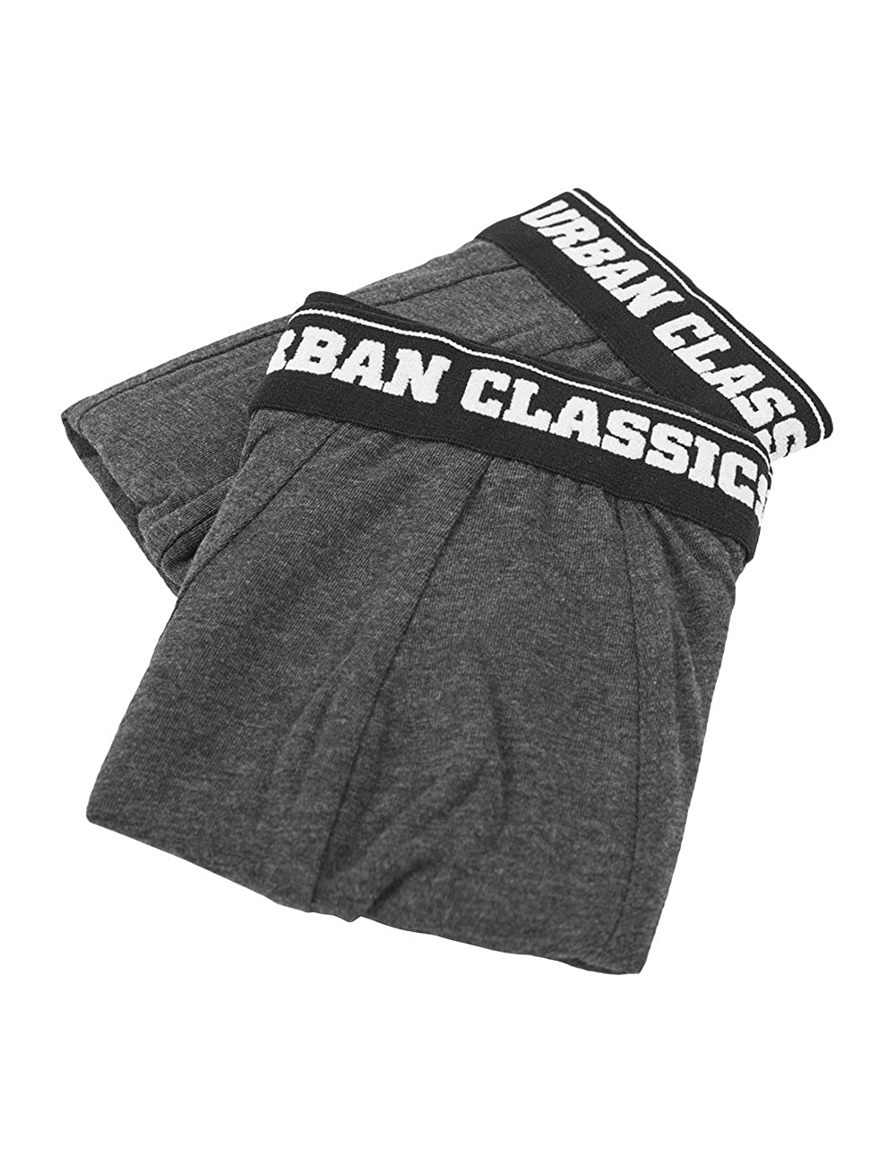 TALLA L. Urban Classics Mens Boxer Shorts Double Pack Hombre